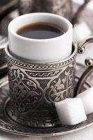 Café turco foto