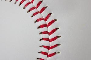 close-up detalhe de beisebol