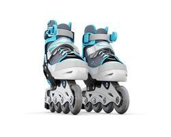 Roller skate close-up