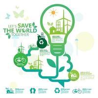 Green Environmental Eco Poster