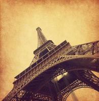 Eiffel tower. photo