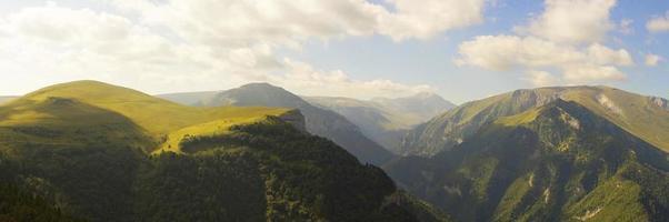 montañas foto