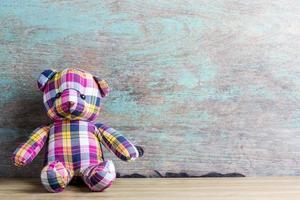 oso de peluche foto