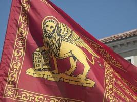 león veneciano foto