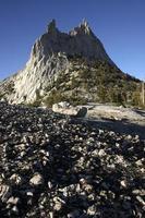 Cathedral Peak in Toulumne Meadows photo