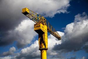 crane photo