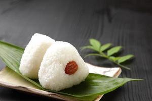 "Japanse rijstbal ""onigiri"""