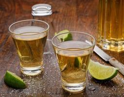 chupitos de tequila