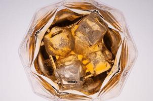brandy on the rocks