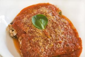 Vegan Lasagna photo