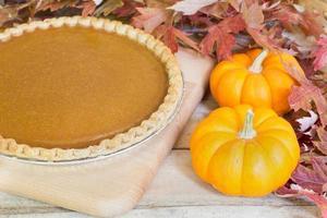 Pumpkin Pie and Pumpkins