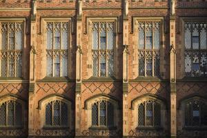 Facade of the Lanyon Building photo