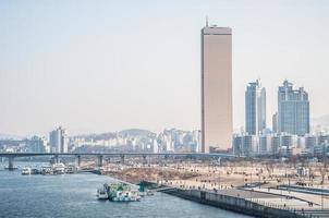 horizonte de Seúl
