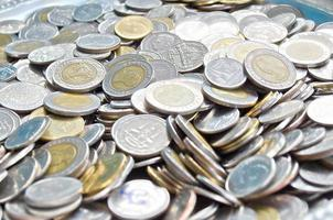 Thai Coin Money for Trading Exchange