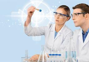 Laboratory, Scientist, Research photo