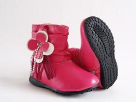 baby girl's boots photo