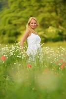linda mulher grávida