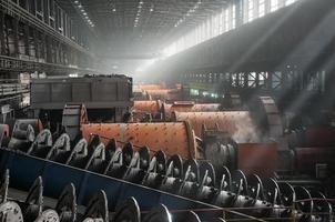 empresa de procesamiento y preparación de minerales