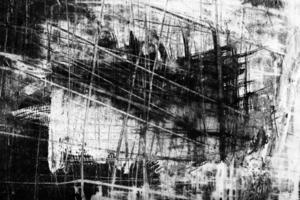 old monochrome grunge photo