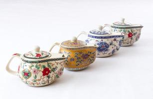 Chinese tea pots