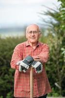 jardinero foto