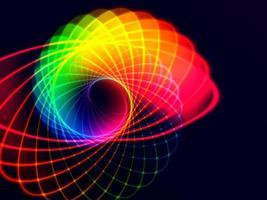 Spiral technology background