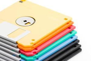 obsolete technology floppy disk photo