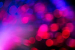 optical fibres abstract blurred technology background photo
