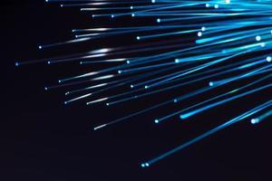 fibras dinâmicas voando dinamic profundamente no fundo da tecnologia