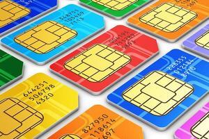 SIM cards photo