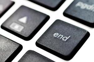 knop van toetsenbord