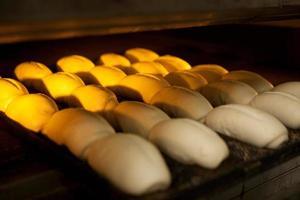 pain fait en boulangerie.