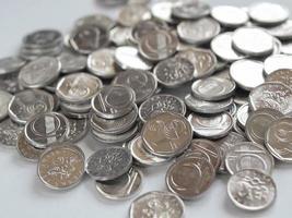 Czech coins photo