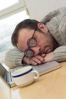 siesta del empresario