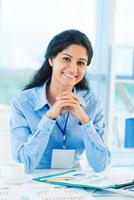 Successful businesswoman photo