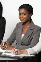 African American Businesswoman photo