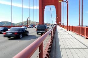 ponte de tráfego
