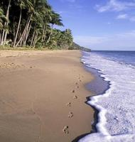 de praia