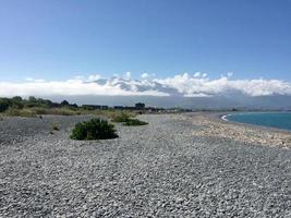 playa de piedra foto