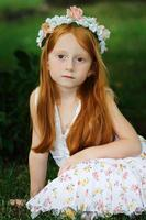 chica de jardín 4 foto