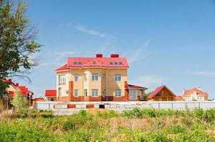 nueva casa actualmente foto