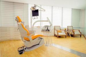 oficina del dentista foto