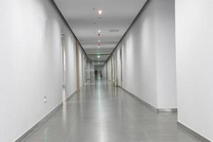 pasillo de oficina