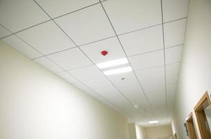 office ceiling photo