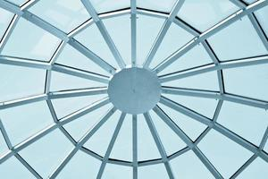 Ceiling in office photo