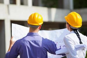 arquitecto gerente de construcción