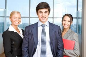 Successful associates photo