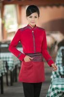 porter des vêtements occupation serveurs chinois