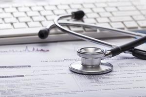 Clinic, data, paperwork
