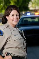 smiling officer photo